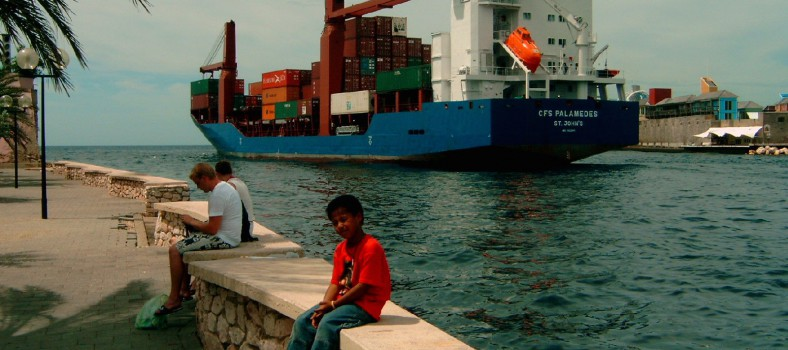 Container_Curacao