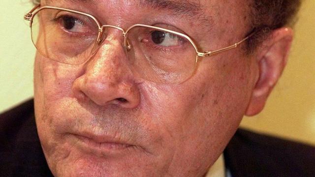 Miquel Pourier, de bevlogen Bonairiaan die op Curaçao als aimabele Minister-president van de Nederlandse Antillen in de eerste helft van de jaren negentig uiteindelijk tevergeefs streed voor behoud van de Antillen van Vijf